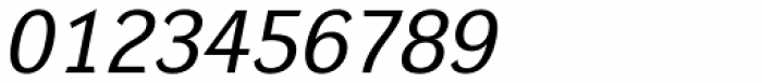 DynaGrotesk Pro 42 Italic Font OTHER CHARS