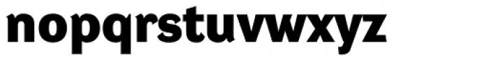 DynaGrotesk Pro 43 Bold Font LOWERCASE