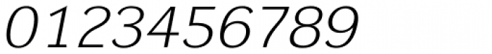 DynaGrotesk Pro 51 Italic Font OTHER CHARS