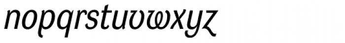DynaGrotesk RM Italic Font LOWERCASE