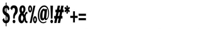 DynaGrotesk RXC Bold Font OTHER CHARS