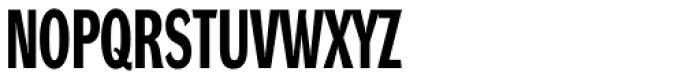 DynaGrotesk RXC Bold Font UPPERCASE