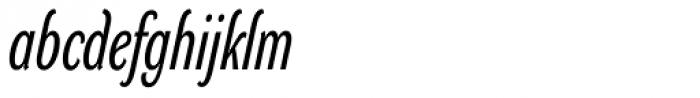 DynaGrotesk RXC Italic Font LOWERCASE