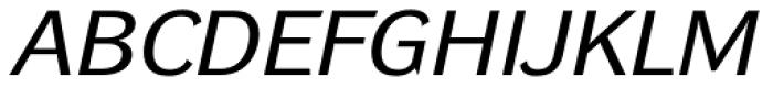 DynaGrotesk RXE Italic Font UPPERCASE