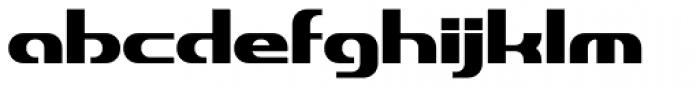 Dynamic BRKPro Font LOWERCASE