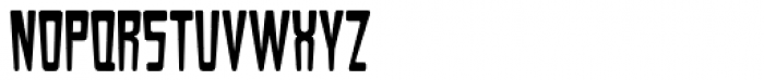 Dynatron Font UPPERCASE