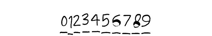 e-font Font OTHER CHARS