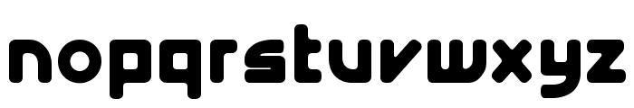 E4 Digital [Lowercases] Font LOWERCASE
