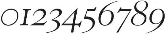 Eadita otf (400) Font OTHER CHARS