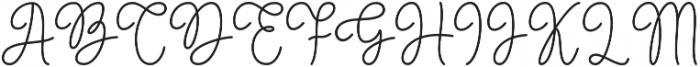 Eagle1 otf (400) Font UPPERCASE