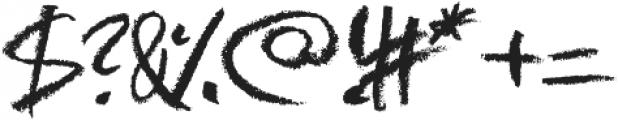 EarthElement_Regular otf (400) Font OTHER CHARS