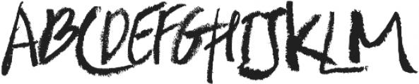 EarthElement_Regular otf (400) Font UPPERCASE