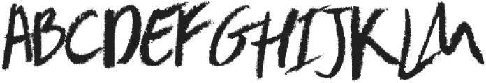 EarthElement_Regular otf (400) Font LOWERCASE
