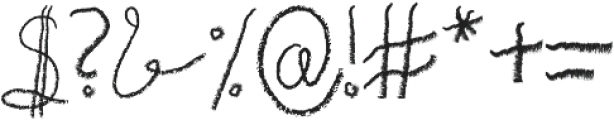 EarthElement_Soft otf (400) Font OTHER CHARS
