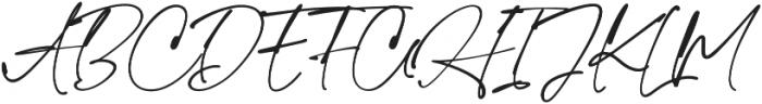 Eastern Stories otf (400) Font UPPERCASE