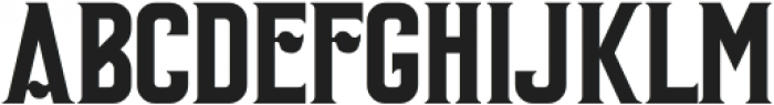 Easton Serif ttf (400) Font UPPERCASE