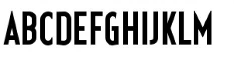 Earthman Basic BB  Bold Font UPPERCASE