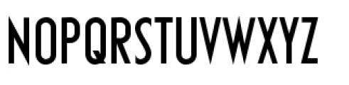 Earthman Basic BB  Regular Font UPPERCASE