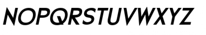 Earthman Ext BB Bold Italic Font UPPERCASE