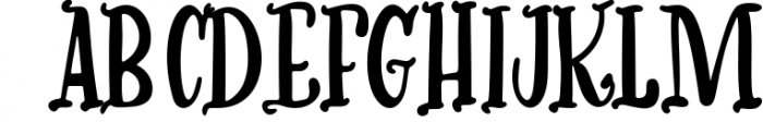 Early Age-kind font Font UPPERCASE