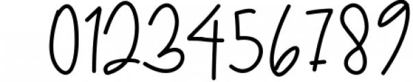 Earthy - A Handwritten Script Font Font OTHER CHARS