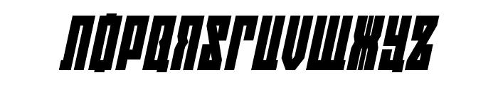 EAST-west Italic Font UPPERCASE