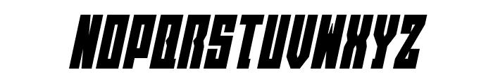 EAST-west Italic Font LOWERCASE