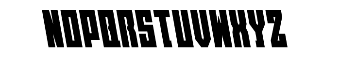 EAST-west Leftalic Font LOWERCASE