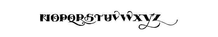 EASYTROUBLE Font UPPERCASE