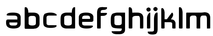 EaDesigner Bold Font LOWERCASE