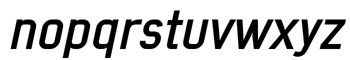 Early Times Bold Italic Demo Font LOWERCASE