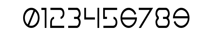 Earth Orbiter Condensed Font OTHER CHARS