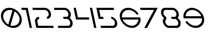 Earth Orbiter Leftalic Font OTHER CHARS