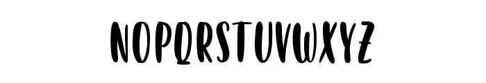 Earth Quest Font UPPERCASE