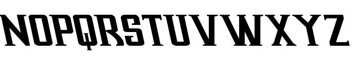 Earthrealm Leftalic Font LOWERCASE
