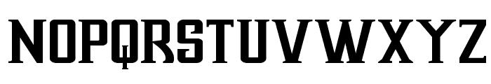 Earthrealm Regular Font UPPERCASE