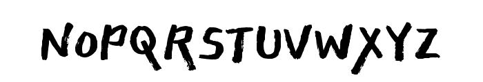 East Sea Dokdo Regular Font UPPERCASE