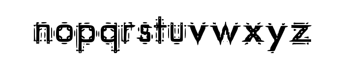 EastGanglia Font LOWERCASE