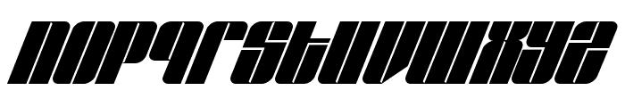 EastLift Font LOWERCASE