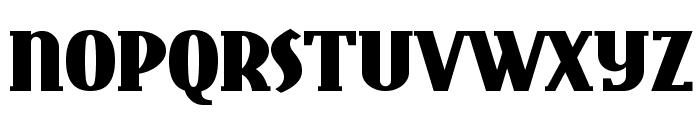 EastMarket Font UPPERCASE