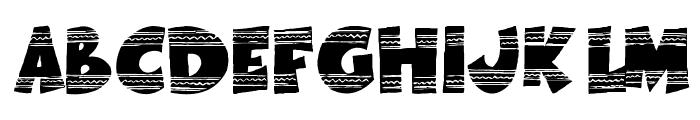EasterFunbyTom Font UPPERCASE