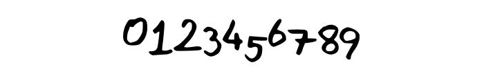 EasyAsABC Font OTHER CHARS