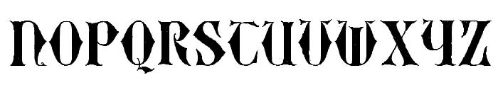 EasyLombardic Two Font UPPERCASE