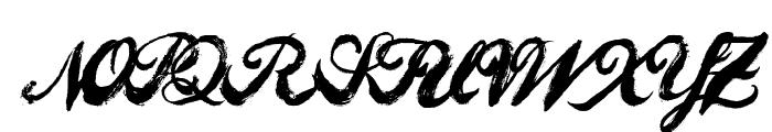 EasyPeople Font UPPERCASE