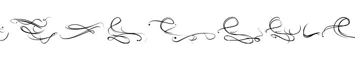 Eau de rose Font UPPERCASE