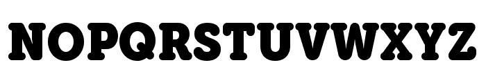 eacologica-round_slab Font UPPERCASE