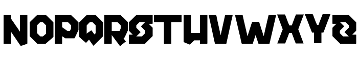 earth aircraft universe Font UPPERCASE