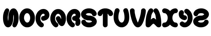 eartheart Font UPPERCASE