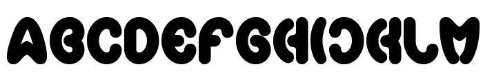 eartheart Font LOWERCASE