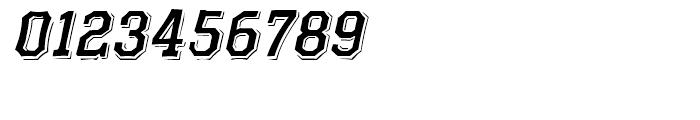 Eastside Oblique Font OTHER CHARS